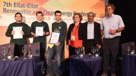 """""""SUSTAINERGY 4"""" jaunimo konferencijos Izraelyje atgarsiai – Lietuvos atstovo projektas buvo įvertintas trečiąja vieta"""