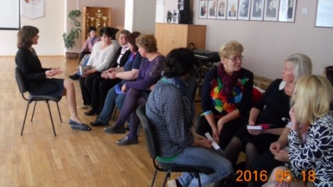 Vyko GUC seminaras Kretingoje