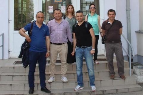 """Projektas: """"The Education of Gifted and Talented"""" Turkijos švietimo darbuotojams"""